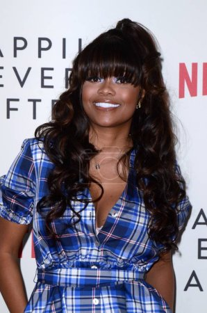 """Photo for Karen Civil at the """"Nappily Ever After"""" Special Screening, Harmony Gold Theater, Los Angeles, CA 09-20-18 - Royalty Free Image"""