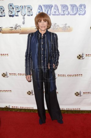 Photo for Stefanie Powers at the 21st Annual Silver Spur Awards, Sportsmen's Lodge, Studio City, CA 09-21-18 - Royalty Free Image