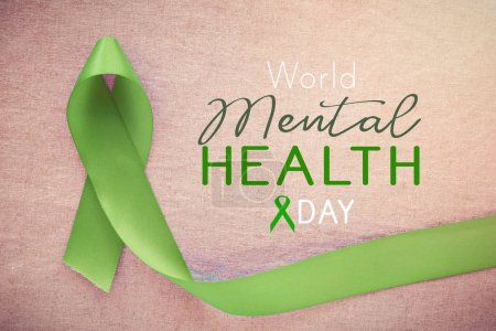 Lime Green Ribbon, Mental health awareness month