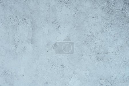 top view of grungy grey concrete wall for background