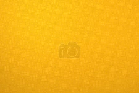 Photo for Top view of yellow surface with tiny white polka dot pattern for background - Royalty Free Image
