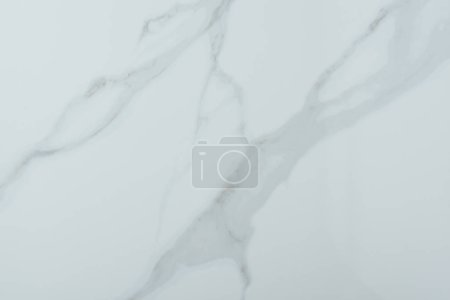 top view of white marble surface for background