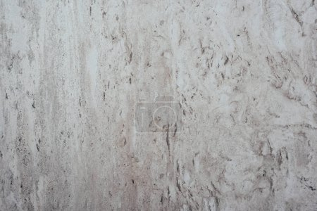 Photo for Top view of grey marble surface for background - Royalty Free Image