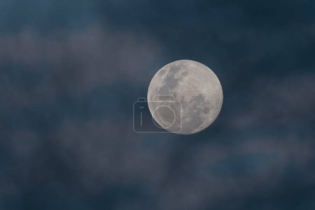 Photo for Full moon, Patagonia, Argentina - Royalty Free Image