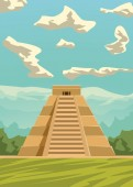 maya pyramid image 02