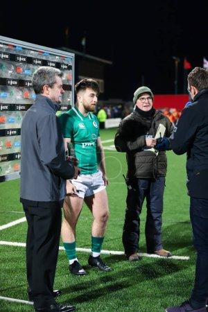 1 февраля 2019 Корк Ирландия