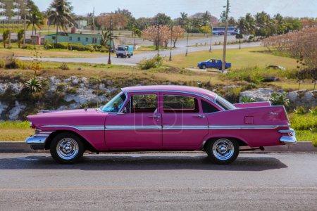 Havana Cuba Classic model pink