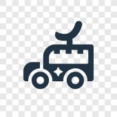 food truck icon in trendy design style food truck icon isolated on transparent background food truck vector icon simple and modern flat symbol for web site mobile logo app UI food truck icon vector illustration EPS10