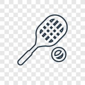 tennis player icon in trendy design style tennis player icon isolated on transparent background tennis player vector icon simple and modern flat symbol for web site mobile logo app UI tennis player icon vector illustration EPS10