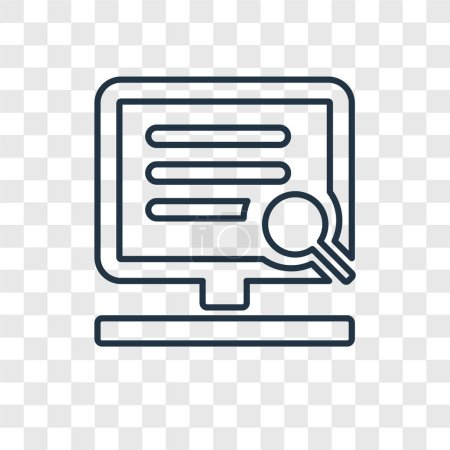 data icon in trendy design style. data icon isolated on transparent background. data vector icon simple and modern flat symbol for web site, mobile, logo, app, UI. data icon vector illustration, EPS10.