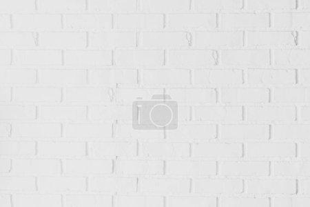 Foto de Texturas de pared de ladrillo blanco y la superficie de fondo - Imagen libre de derechos