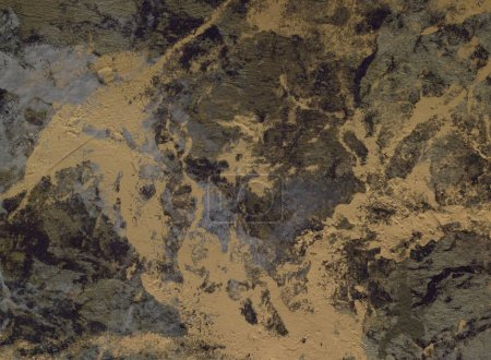 Abstract background with paint stains...