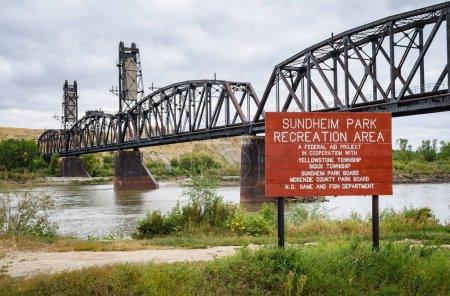 Fairview Bridge, North Dakota