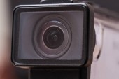 close up of object of CCTV camera