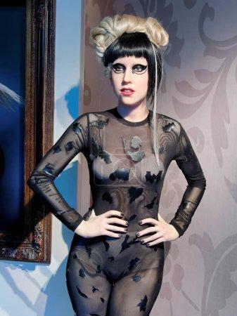 BLACKPOOL JANUARY 14 Madame Tussauds