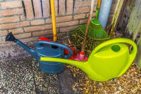 Basic essential gardeners equipment for the home garden