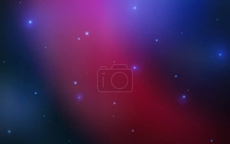 Photo for Abstract background with space dust and stars - Royalty Free Image