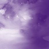 """Постер, картина, фотообои """"фиолетовый акварельные краски текстуры, абстрактный фон"""""""