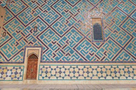 The Mausoleum of Khawaja Ahmed Yasawi. The archite...