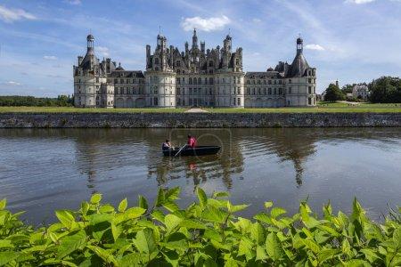 Chateau de Chambord - Loire Valley - France