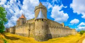Fortification of Carcassonne, Franc