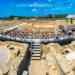 Paphos Archaeological Park on Cypru...