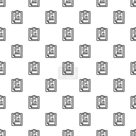 Finance paper graph pattern seamless