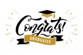 Congrats Graduates class of 2019 graduation congratulation party