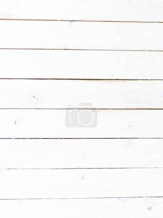 Photo pour Modèle de menuiserie avec planches en bois blanc - image libre de droit