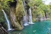 waterfalls, National Park Plitvice, Croatia
