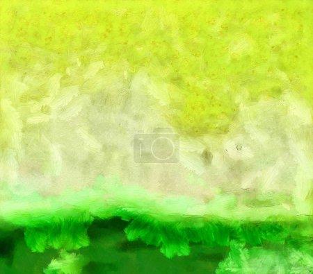 Photo pour Gros plan peinture à l'huile fond abstrait. Art texturé coups de pinceau en macro. Une partie de la peinture. Œuvre d'art ancienne. Texture aquarelle sale. Modèle moderne. Des éclaboussures chaotiques. Conception multi-couleurs . - image libre de droit