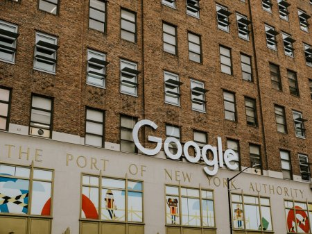 Google sign outside the Google