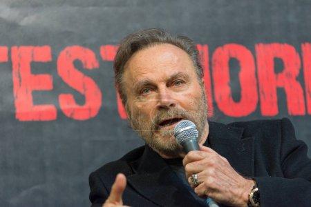 DORTMUND GERMANY APRIL 8 Actor