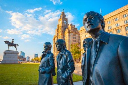 Liverpool UK May 17 2018