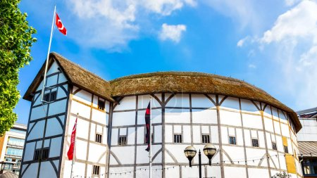 Shakespeare's Globe à Londres, Royaume-Uni