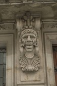 Corbel Face Front