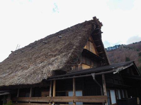 Foto de Shirakawago, un pueblo pequeño, hermoso y único - Imagen libre de derechos