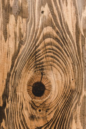 Photo for Textured aged weathered wooden background with copy space - Royalty Free Image