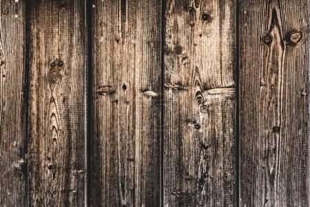 Photo pour Arrière-plan en bois altéré texturé avec espace de copie - image libre de droit