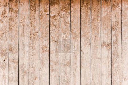 Photo for Textured aged weathered wooden planks with copy space - Royalty Free Image