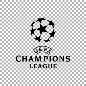 champions league europe official logo vector illustration