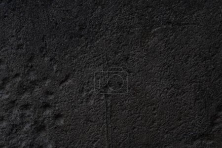 Natural Black Slate Background or Texture