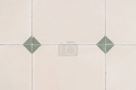 Ceramic floor tile background seamless
