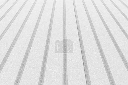 White wood background close up