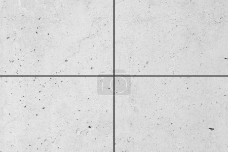 White stone tile floor pattern and background