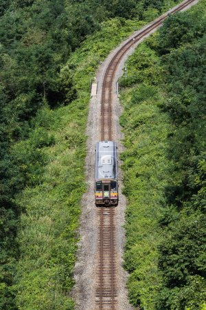 The Oito line , Oito line is a Japan railway which connects Matsumoto Station in Nagano Prefecture