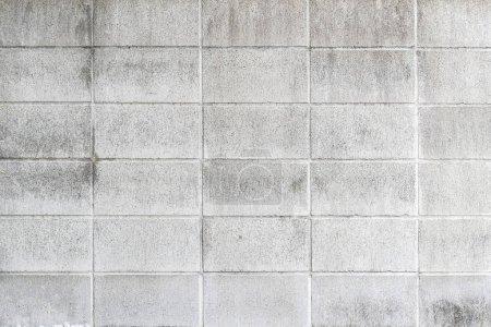 Foto de Fondo y patrón de pared de ladrillo de cemento - Imagen libre de derechos