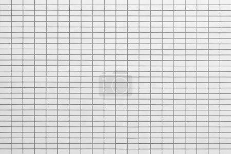 White stone brick wall pattern
