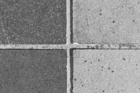 grey stone floor tile background