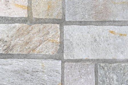 seamless outdoor stone floor tile pattern